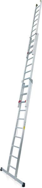 Aluminium Combination Ladder 3-part JUST Leitern & Gerüste TYPE 53