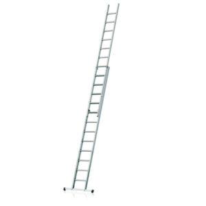 Aluminium Extension Ladder 2-part JUST Leitern & Gerüste Type R-200