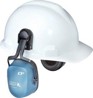 Cap-Mounted Earmuff Honeywell Clarity C3H