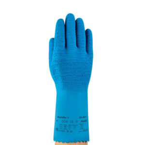 Multi Risk Gloves Ansell AlphaTec 62-401
